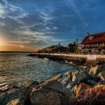 Seaport Village Sunset