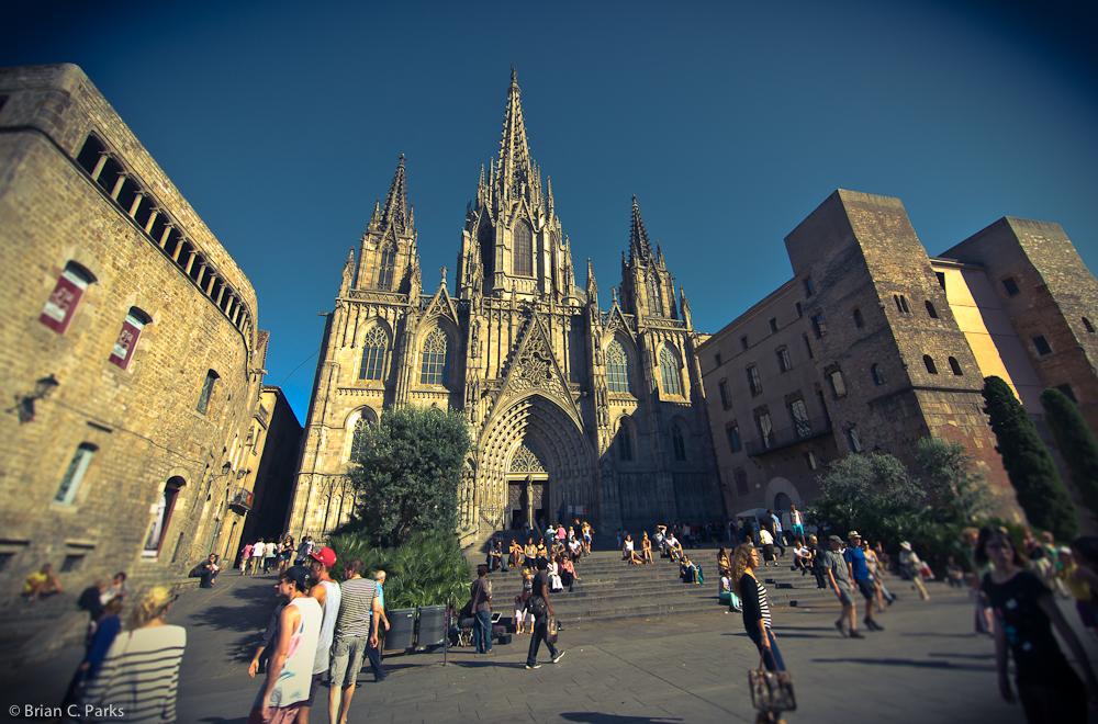 La Catedral Barcelona - 1