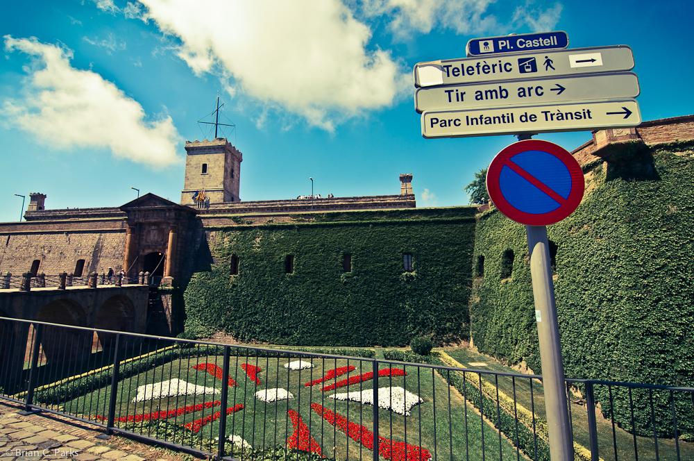 Montjuïc Castell