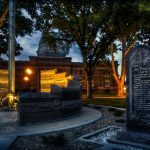 Chaves County War Memorial, Roswell, NM