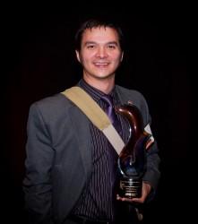 2012 BMA Lantern Award Winner Brian C. Parks