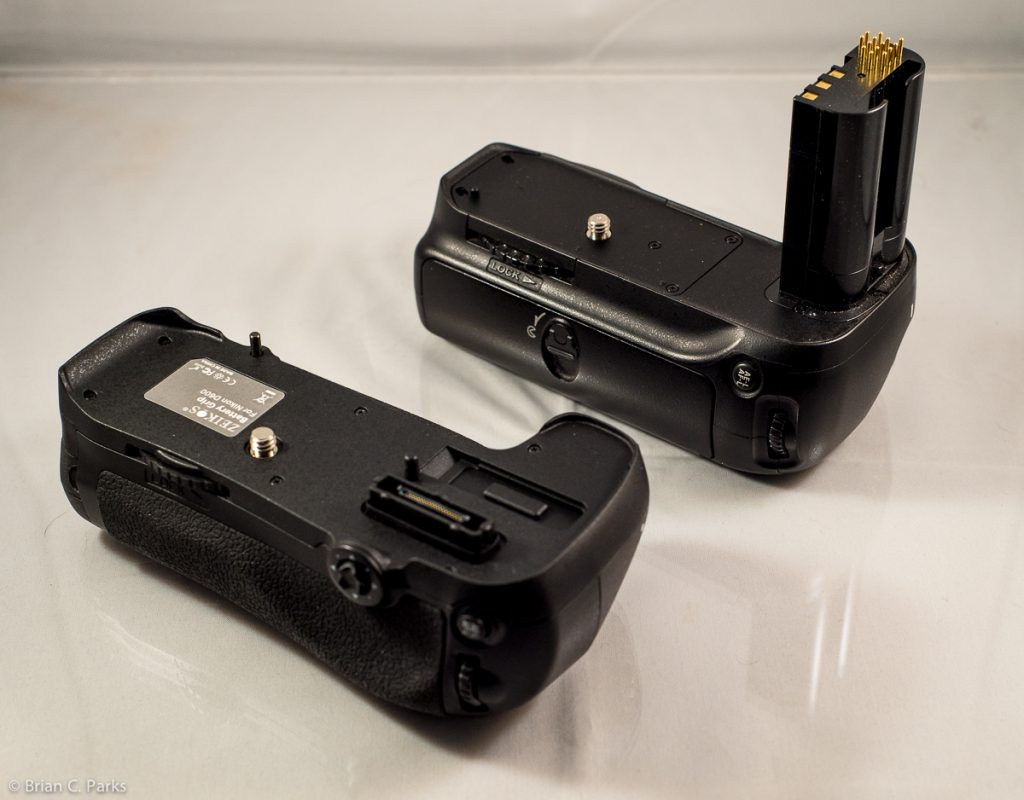 Zeikos ZE-NBGD600 Battery Power Grip for Nikon D600