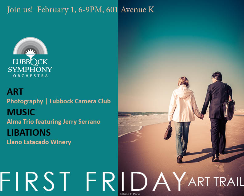 First Friday at the Lubbock Symphony Orchestra