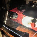 Focus stacking camera setup