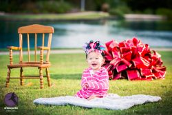 Reagan's NICU Grad Photo Shoot