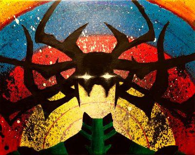 The Fall of Asgard - Brian C. Parks